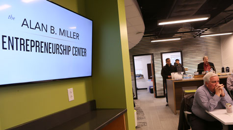 Alan B. Miller Entrepreneurship Center