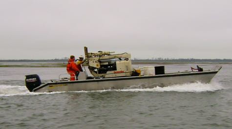 vims teams up to demo new coastal mapping technologies