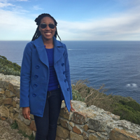 A student takes the lead in increasing diversity in study abroad