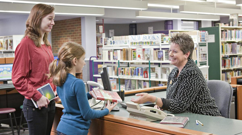 Library partnership: