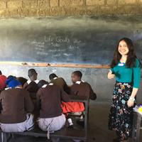 Service project enlightens Kenyan, W&M students