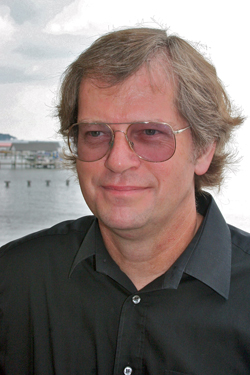 Roger Mann is a professor in the Department of Fisheries Science at W&M's Virginia Institute of Marine Science (Courtesy photo)
