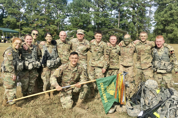W&M finishes second at Ranger Challenge
