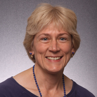 Headshot of Lizabeth Allison, Chancellor Professor of Biology at William & Mary