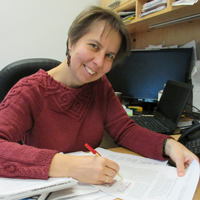 Optical Society names Irina Novikova to 2020 Class of Fellows