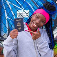Lamar Shambley '10 helps Brooklyn teens study abroad