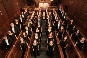 W&M Choir (Photo by Stephen Salpukas)