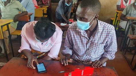 Smartphones in Malawi: