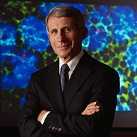 Dr. Anthony Fauci to join W&M Pres. Rowe for virtual community conversation
