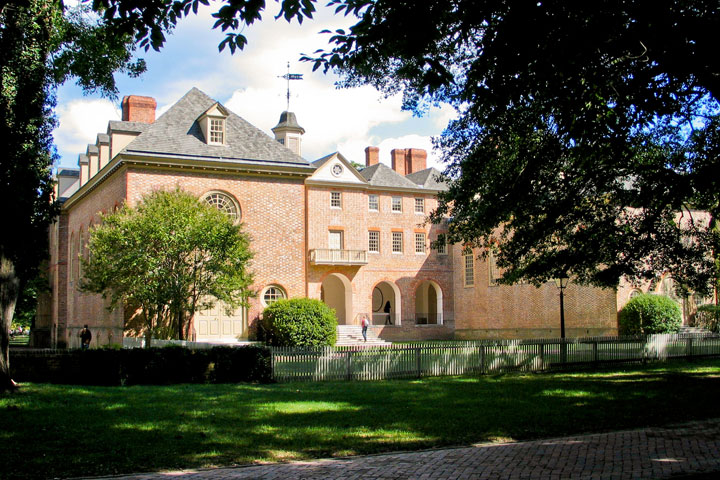 Forbes names W&M a 'top college'