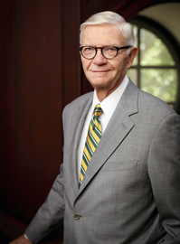 President Taylor Reveley (Photo by Steven Biver)