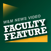 Faculty feature video logo