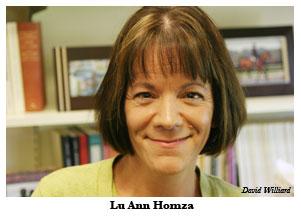 Lu Ann Homza, Historiadora, College of William & Mary