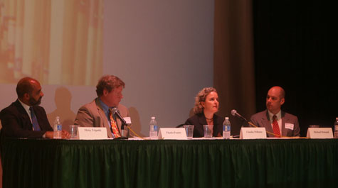 symposiuim panel
