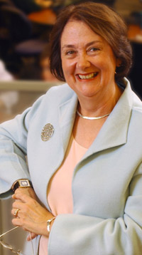 Connie Kearns McCarthy (Photo by the late Karen McCluney)