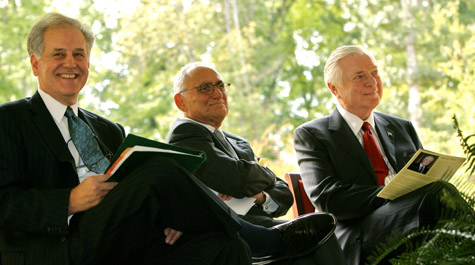 Miller Hall Dedication