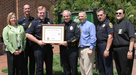 Force reaccredited