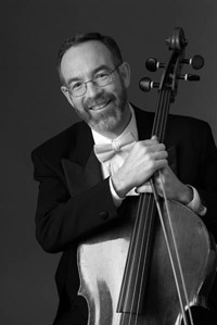 Neal Cary (Photo courtesy of the Richmond Symphony)