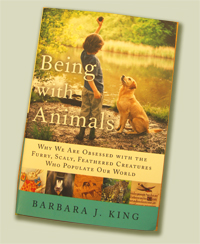 Being With Animals book cover