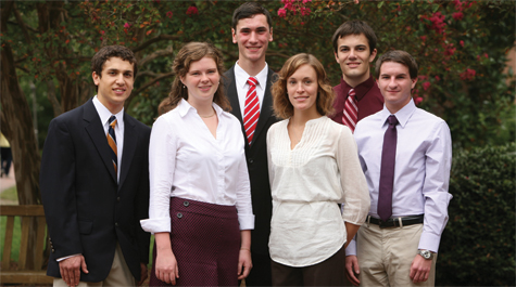 This year's PIPS fellows