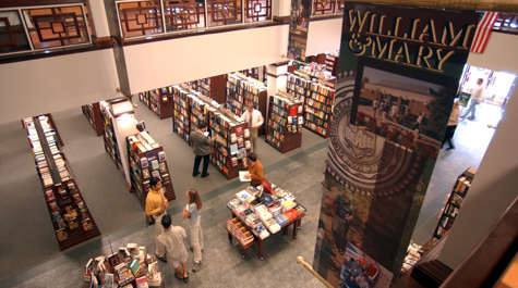 W&M Bookstore
