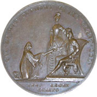 The Lord Botetourt Medal