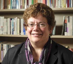 Carolyn ''Biddy'' Martin (Photo courtesy of Amherst College)