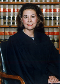 U.S. District Judge Rebecca Beach Smith