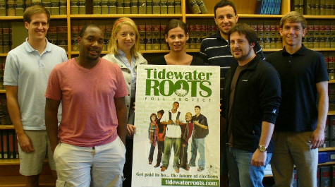 Tidewater Roots Poll Project