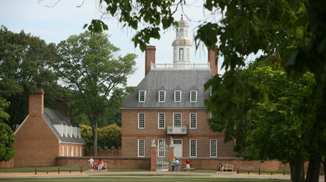 Colonial Williamsburg, Governor's Mansion