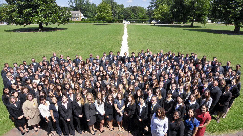 William & Mary Law Class 2014