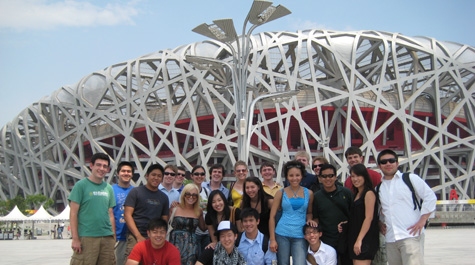 Summer programs abroad