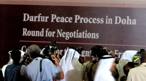 Darfur Peace Negotiations