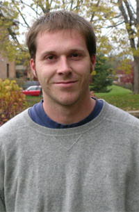 Assistant Professor of Economics Olivier Coibion