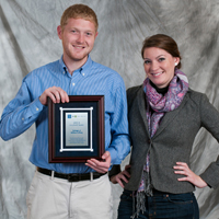 W&M received the National Marrow Donor Program's Collegiate Award in November.