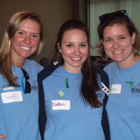 W&M students plan numerous events each year to support bone marrow donations.