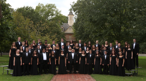W&M Choir