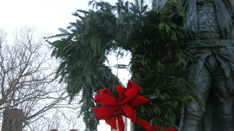 Botetourt's Wreath