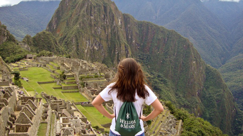 W&M around the world