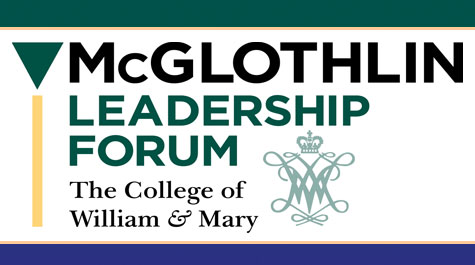 Second Annual McGlothlin Leadership Forum