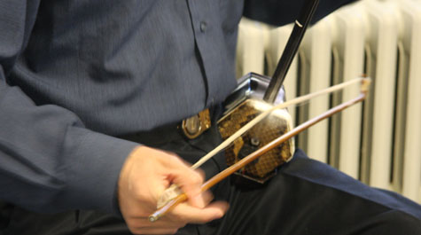 Voice of the erhu