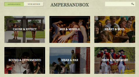 The Ampersandbox