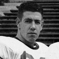Walt Brodie was co-captain of the '56 Tribe football team.