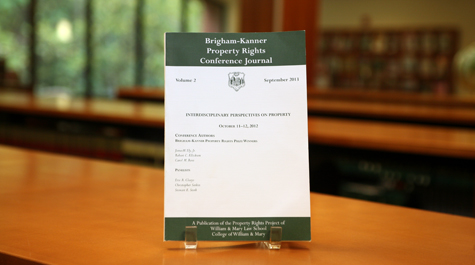 Fundamental importance of property rights