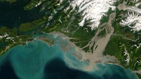 Copper River plume