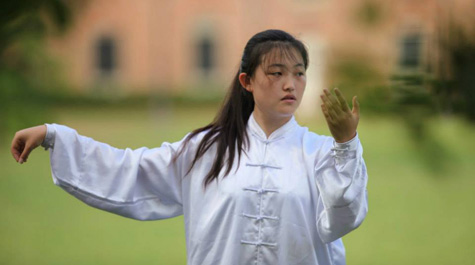 Tai Chi teacher