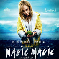 The poster for Magic Magic
