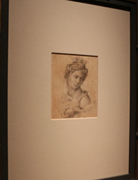 The Muscarelle Museum of Art hosted an acclaimed exhibit of Michelangelo drawings in 2013.