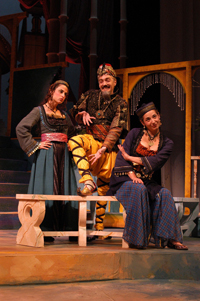 A scene from the 2006 production of ''Illyria''