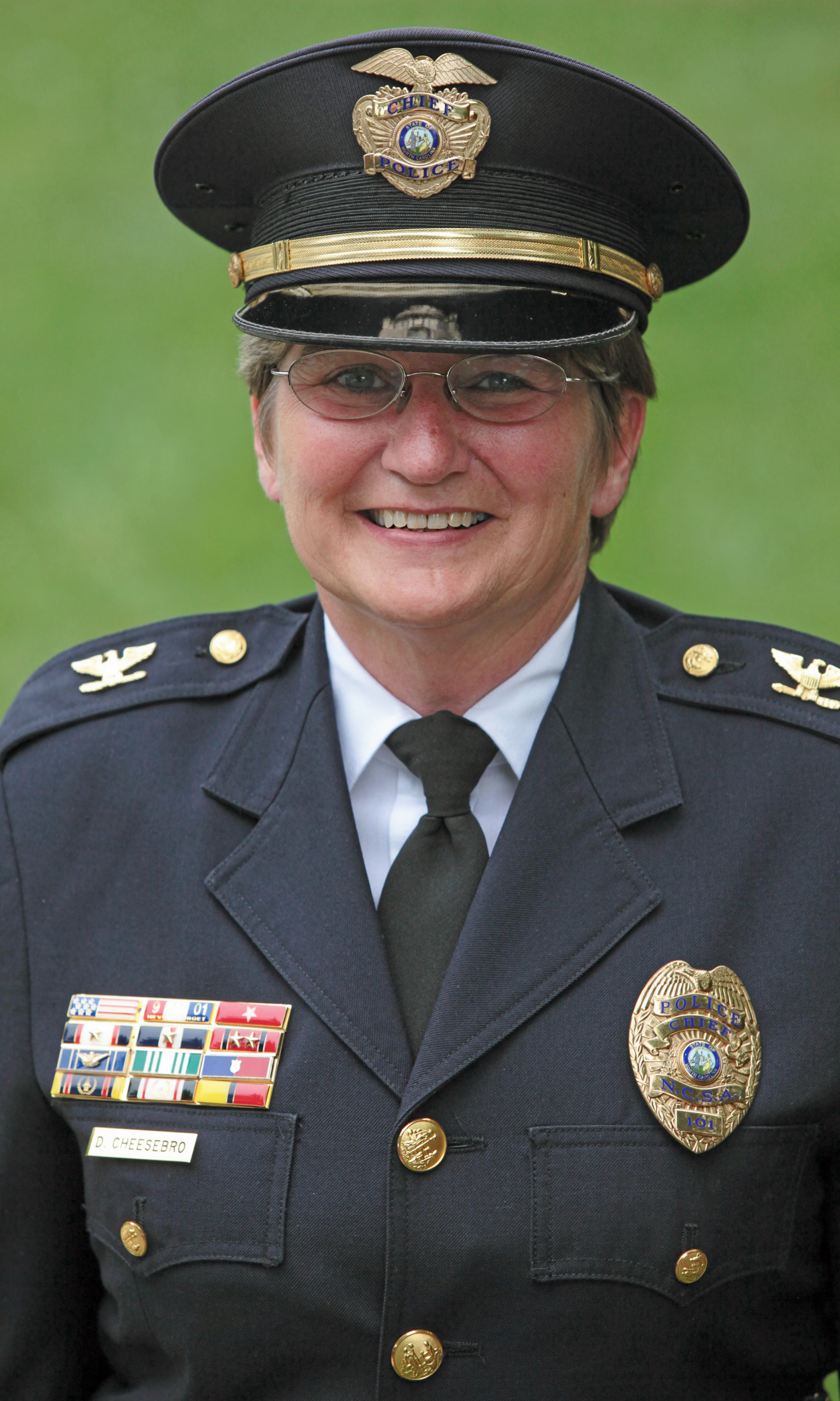 William & Mary names new police chief   William & Mary